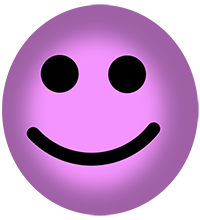 Smiley-face-Pink
