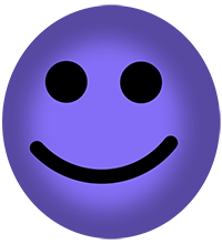 Smiley-face-blue